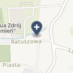 Gabinet Stomatologiczny Małgorzata Pawłowska na mapie