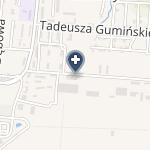 ISPL Marzena Spaczyńska-Rusak na mapie