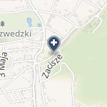 """Centrum Medyczne """"Vita-Zdrój"""" na mapie"""