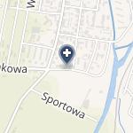 Salus Centrum Medyczne na mapie