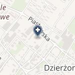 ISPL w Dziedzinie Okulistyki Violetta Hordowicz na mapie