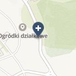 """Centrum Medyczne """"Nowe Miasto"""" na mapie"""