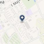 Przychodnia Lekarsko-Rehabilitacyjna Zdrovit na mapie