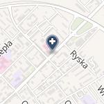 Gabinet Dermatologiczny Elżbieta Maria Olendzka-Rzepecka na mapie
