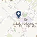 """NSZOZ """"Gin-Grav"""" Poradnia Położniczo-Ginekologiczna Dr H. Antychowicz-Kluczyk na mapie"""