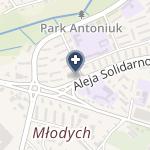 """NZOZ """"Medimed"""" Przychodnia Lekarzy Rodzinnych na mapie"""