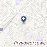 """NZOZ """"Visus"""" Ośrodek Okulistyki Klinicznej Jerzy Michnowski na mapie"""