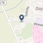Podlaski Wojewódzki Ośrodek Medycyny Pracy w Białymstoku na mapie