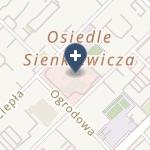 SPZOZ Ministerstwa Spraw Wewnętrznych w Białymstoku na mapie