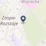 ISPL Bożena Ewa Czernecka na mapie