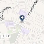 """NZOZ """"Gemini"""" w Chojnicach na mapie"""