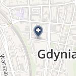 """Specjalistyczna Przychodnia Lekarska """"Śródmieście"""" na mapie"""