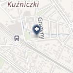 Przychodnia Urologii i Dermato-Wenerologii NZOZ w Gdańsku na mapie