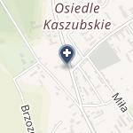 """NSZOZ Centrum Medyczne """"Vita"""" na mapie"""