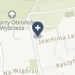 SPZOZ Ministerstwa Spraw Wewnętrznych w Koszalinie na mapie
