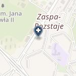 Centrum Medyczne Falck Gdańsk na mapie