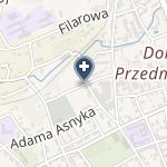 Marek Grodzki na mapie