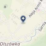 Szpital Chirurgii Małoinwazyjnej i Rekonstrukcyjnej na mapie