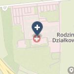 Wojewódzki Szpital Specjalistyczny Nr 5 im. św. Barbary w Sosnowcu na mapie