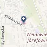 Szpital im.Stanisława Leszczyńskiego w Katowicach na mapie