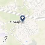 """NZOZ """"Promed"""" Przychodnia Rejonowo-Specjalistyczna na mapie"""