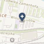 Centrum Medyczne Szopienice na mapie