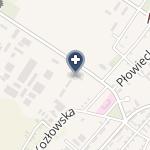 NZOZ Gabinet Ortodontyczny na mapie