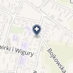 """Fundacja """"Unia Bracka"""" - Przychodnia Bracka Gliwice na mapie"""