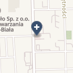 """Centrum Medyczne """"Poli-Med Bielsko"""" na mapie"""