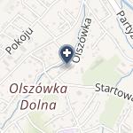 NSZOZ Supra-Med. Beata Stolecka na mapie