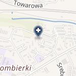 Mariola Sikorska na mapie