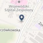 """NZOZ """"Patron"""" w Kielcach na mapie"""