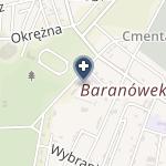 Wojskowa Specjalistyczna Przychodnia Lekarska SPZOZ w Kielcach na mapie