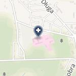 Zespół Opieki Zdrowotnej w Ostrowcu Świętokrzyskim na mapie