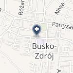Małgorzata Furmanek-Strzeszkowska Prywatny Gabinet Lekarski na mapie