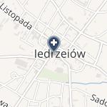 NZOZ Is-Med Przychodnia Specjalistyczna w Jędrzejowie na mapie
