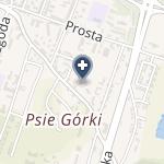 SPZOZ Ministerstwa Spraw Wewnętrznych w Kielcach na mapie