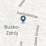 Jacek Kucharski Poradnia Kardiologiczna na mapie