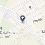 Szpital Psychiatryczny SPZOZ na mapie