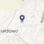 """Anna Lewandowska NZOZ """"Praktyka Internistyczna"""" na mapie"""