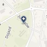 Szpital Wojewódzki w Poznaniu na mapie