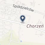 """NZOZ Przychodnia Specjalistyczna """"Komed 1"""" na mapie"""