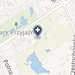 """NZOZ """"Poliklinika"""" na mapie"""