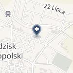 Medigro Poradnie Specjalistyczne na mapie