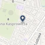Davita Clinic Poznań na mapie