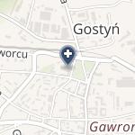 SPZOZ w Gostyniu na mapie