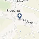 ZOZ i Fizjoterapii Izabela Ujazdowska na mapie
