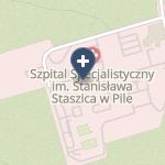 """Niepubliczny Zespół Poradni Specjalistycznych """"Puls"""" G.Budasz i K.Budasz na mapie"""