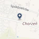 """NSZOZ """"Endokrynolog"""" w Koninie na mapie"""