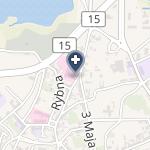 Zespół Opieki Zdrowotnej w Gnieźnie na mapie